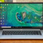 Обновлённый ноутбукAcer  Swift 5 с 15,6-дюймовым экраном весит менее килограмма