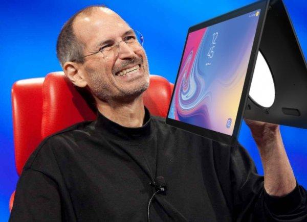 Такими темпами Apple не догнать: Samsung выпустила планшет-телевизор с «убогими» характеристиками
