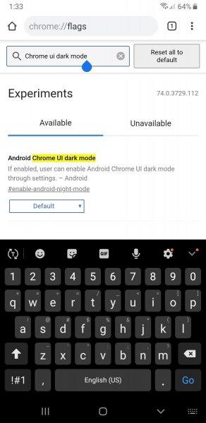 Как включить тёмную тему на самом популярном браузере для Android