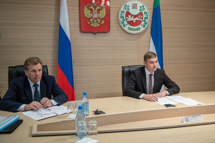 В правительстве Хакасии разработали план по стабилизации системы ЖКХ