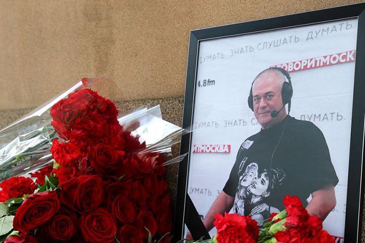 Путин выразил соболезнования семье Сергея Доренко
