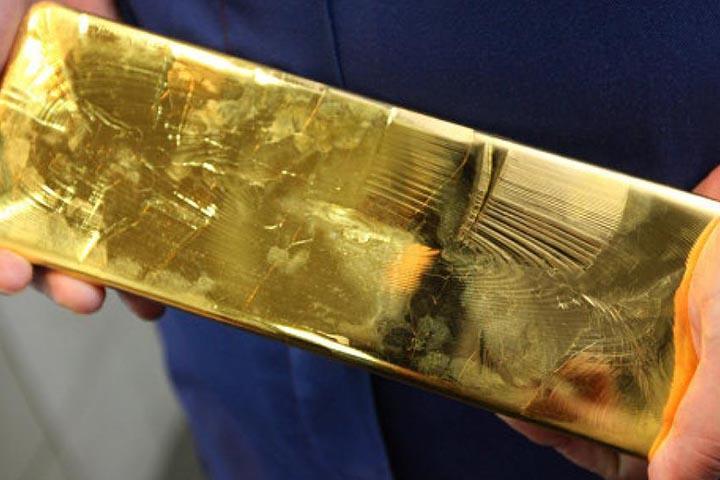 В Центробанке Эстонии остался один слиток золота