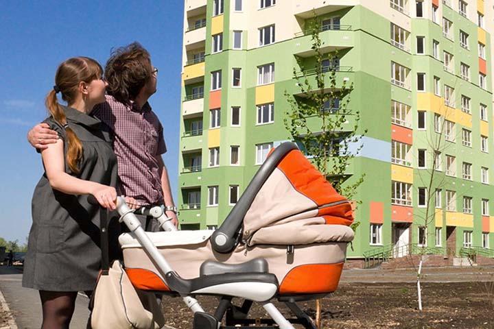 Власти решили помочь многодетным семьям с выплатой ипотеки