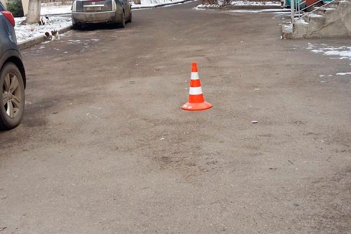 В Хакасии судья протаранил 4 автомобиля