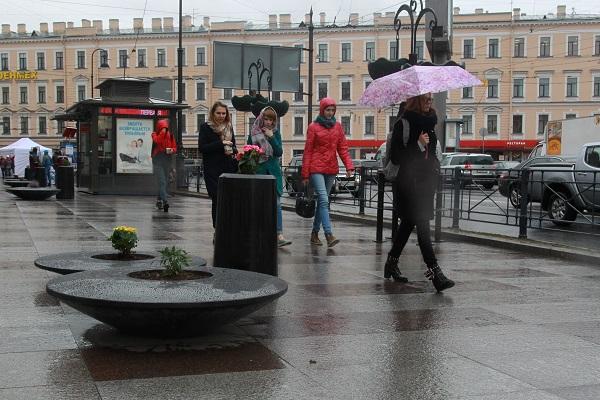 В четверг петербуржцев ждет сильный ветер
