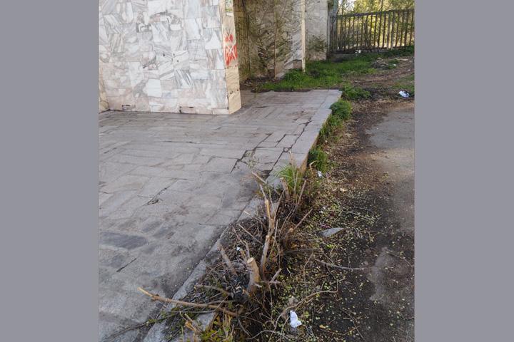 Красноярский «Кайрос» подарил Хакасии... более ста мешков мусора