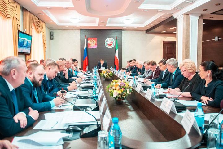 В благоустройство Хакасии обещано вложить миллионы рублей