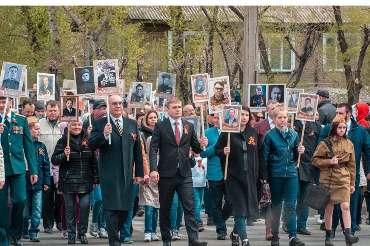 День Победы в Хакасии закончится праздничным салютом