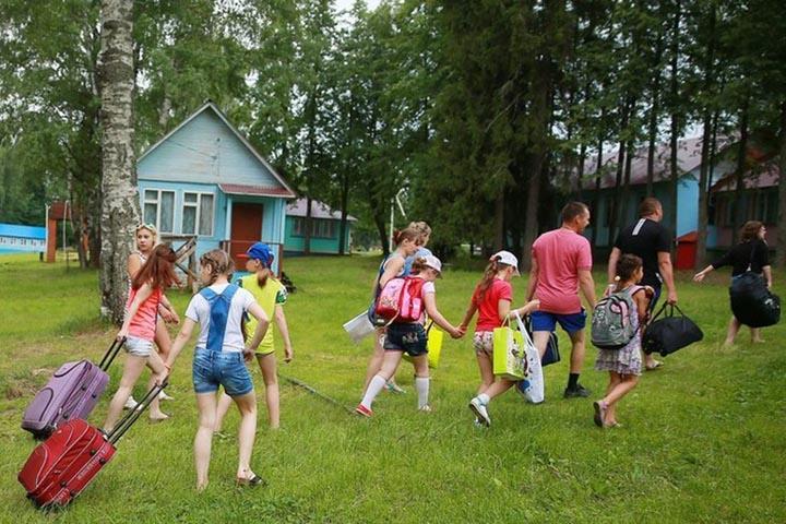 Дети из подтопленных районов Иркутской области отдохнут в Хакасии
