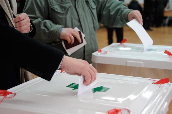 Довыборы в Верховный Совет Хакасии отметились первым скандалом