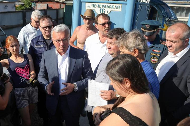 Губернатор Красноярского края Усс — блатной или барин?