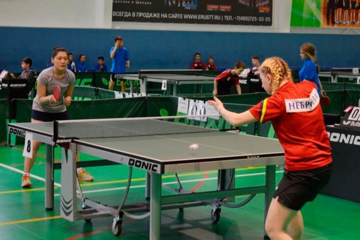 Теннисистки Хакасии стали третьими на Всероссийской спартакиаде