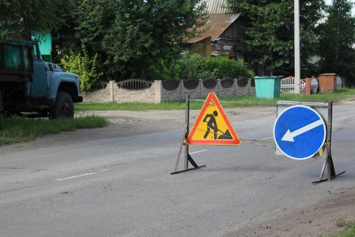 Как продвигается ремонт абаканских дорог