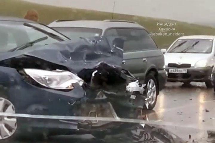 На трассе в районе Пригорска случилось жуткое ДТП