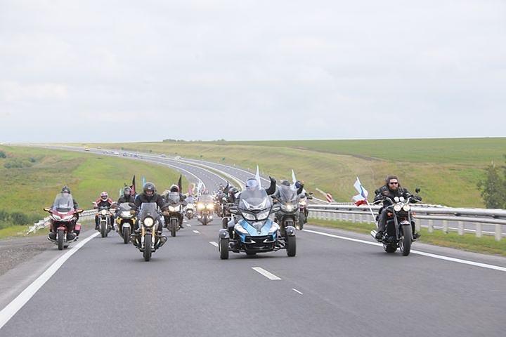 В Сибири открыли первую скоростную магистраль