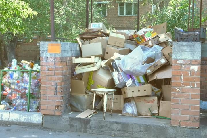 Хакасия отметилась в рейтинге по числу сговоров в мусорной сфере