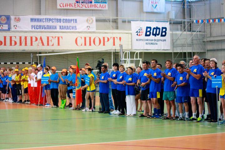 В Хакасии прошли отборочные соревнования Спартакиады ветеранов