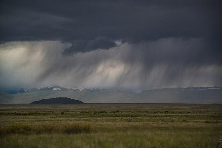 Погода в Хакасии 25 августа