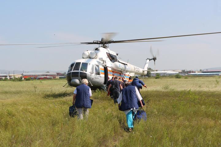 Спасатели рассказали подробности спасения туристов в Ергаках