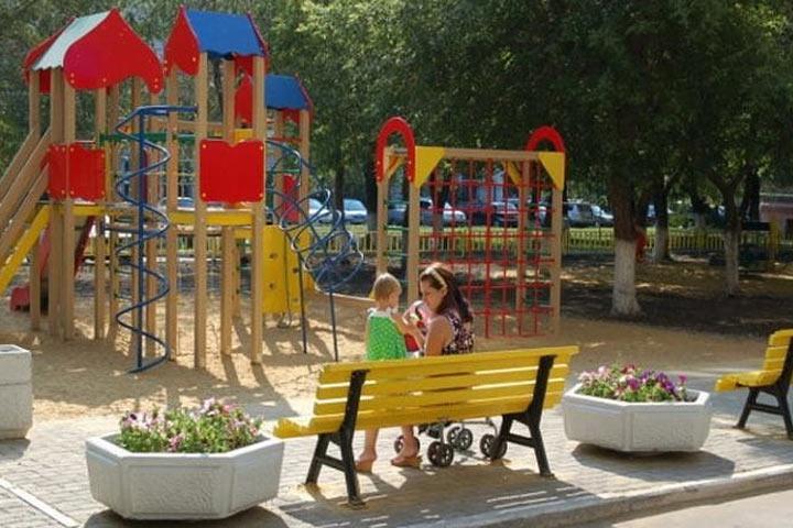 Столица Хакасии несет солидные затраты на благоустройство дворов