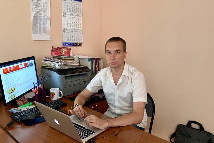 В Хакасии коммунисты поменяли главного агитатора и пропагандиста