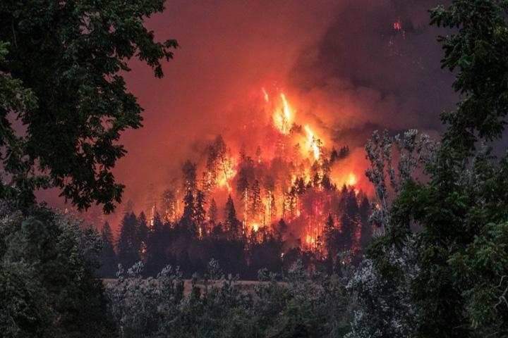 Победа над огнем в Сибири куется тяжелейшим трудом