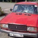 В Усть-Абакане ребенок попал под колеса автомобиля