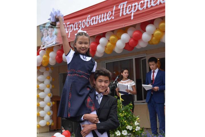 Снова в школу: Национальная гимназия Хакасии к учебному году готова