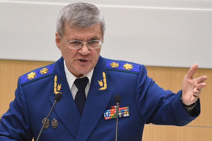 Генпрокуратура России обнародовала данные о преступности в стране