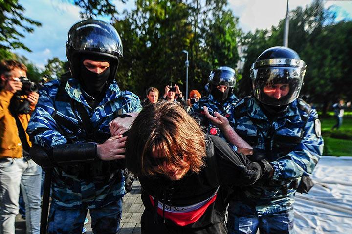 Непропорциональная сила. Жалоба в ООН на разгон московских акций
