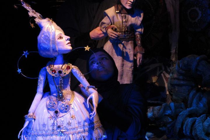 Хакасский национальный театр кукол «Сказка» встретит гостей из Астрахани