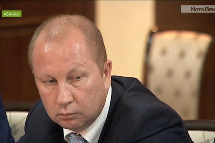 Правительство Хакасии покидает Константин Харисов