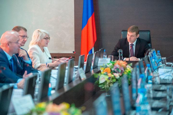 В Хакасии подвели промежуточные итоги реализации нацпроектов