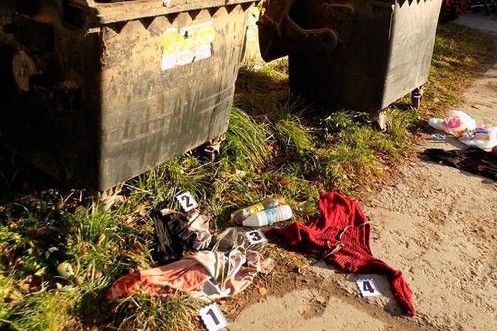 В Хакасии нашли женщину, которая выкинула ребенка в мусор
