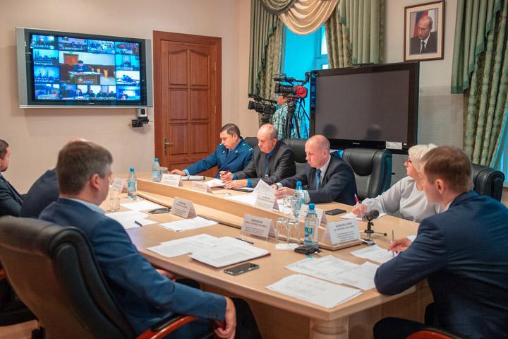 Перед стартом: глава Хакасии проверил подготовку республики к зиме