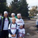 В Сорске при поддержке «Единой России» состоялся велопробег