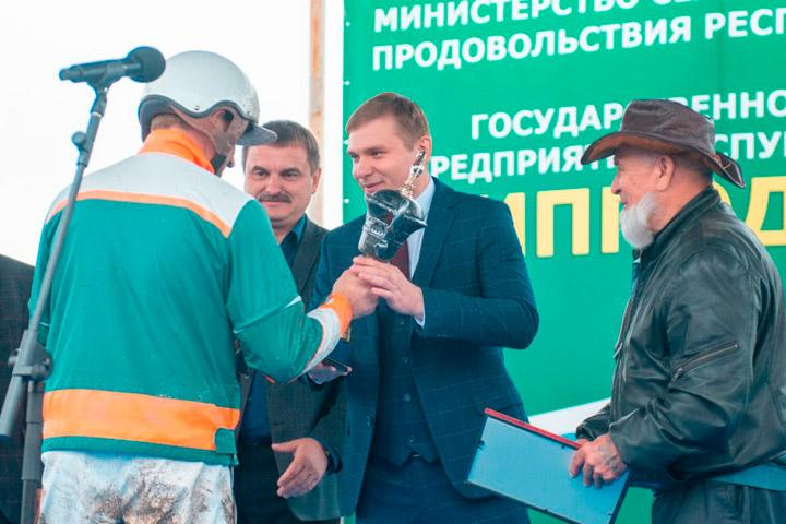 Кубок главы Хакасии получил победитель Большого Сибирского круга