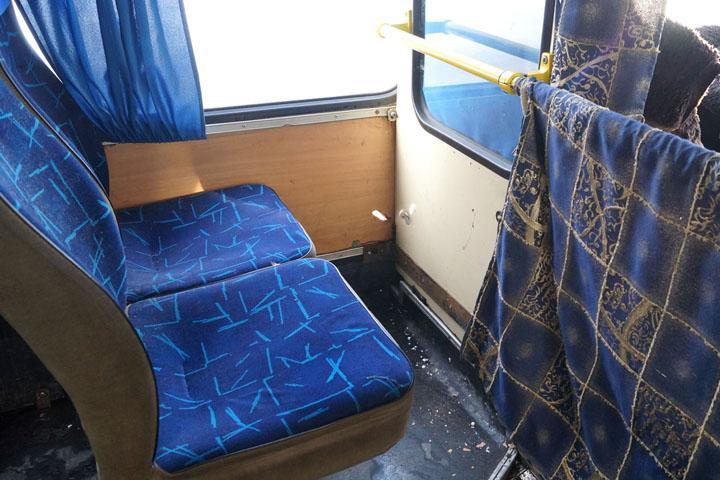 Полиция проверяет информацию об обстреле автобуса с наблюдателями в Туве