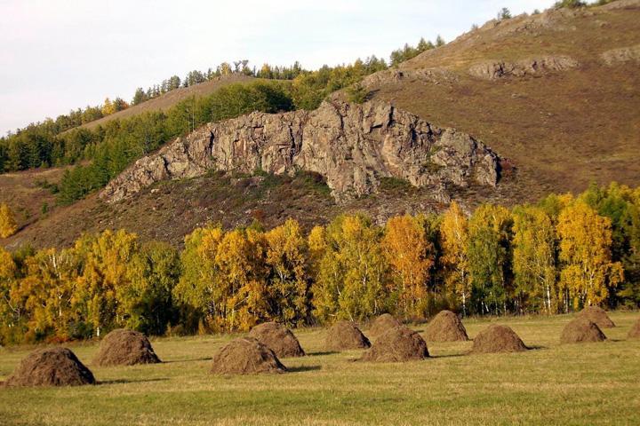 Сентябрь приходит в Хакасию с теплом