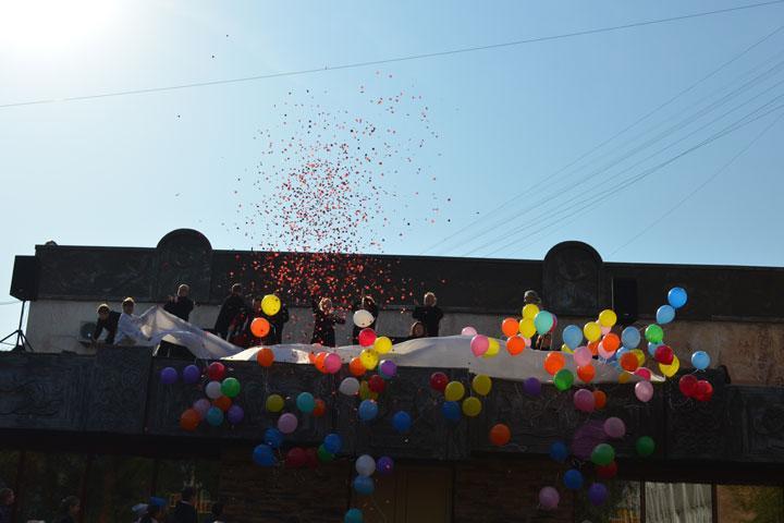 Сказочники в Хакасии открыли юбилейный сезон