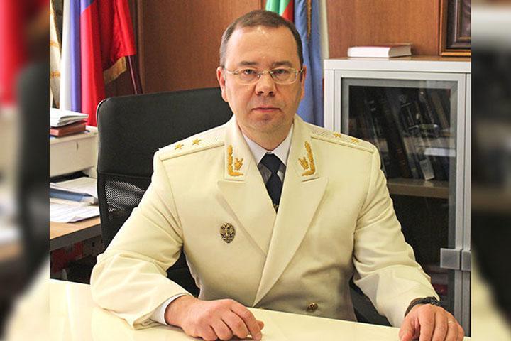 Экс-прокурор Хакасии утвержден в должности прокурора Москвы