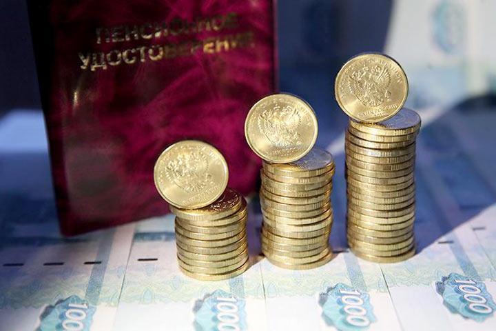 На счетах пенсионных фондов России накопилась рекордная сумма