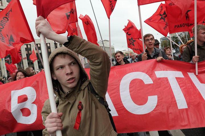 Протест влияет на выборы