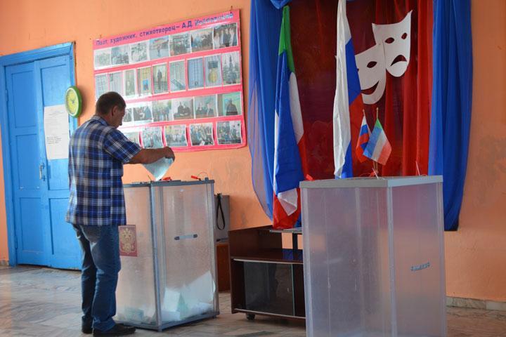 Голосование в Хакасии завершилось