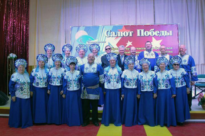 Участники клуба самодеятельности из Хакасии стали призерами всероссийского фестиваля