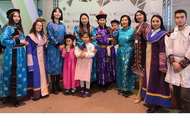 На этнокультурном форуме в Новосибирске прозвучал хакасский яркий сюжет