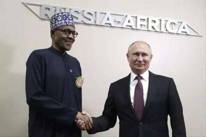 Внутренняя Африка Владимира Путина