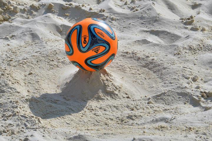 Россия объявлена хозяйкой чемпионата мира по пляжному футболу
