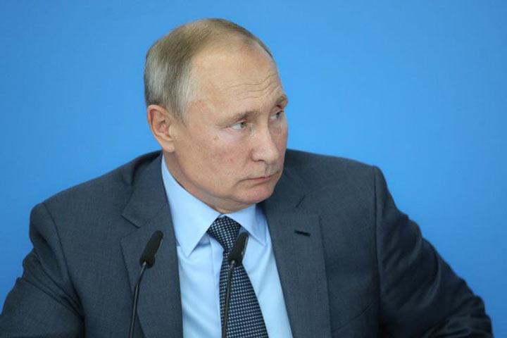 Путин ответил на вопрос о новой холодной войне