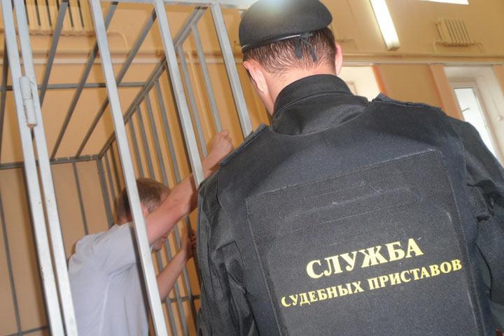В Хакасии 18 человек оказались за решеткой из-за алиментов